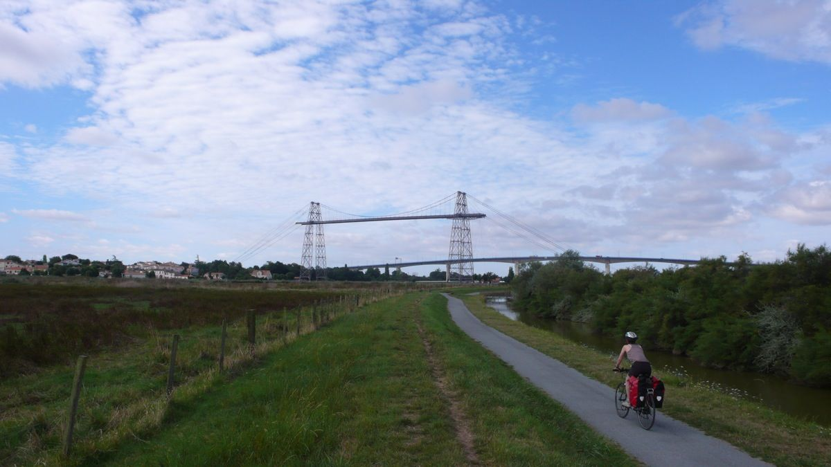 Rochefort Transporter Bridge